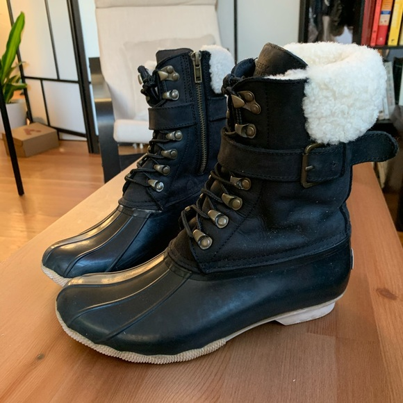 buy sale promo code famous brand Sperry Shoes   Shearwater Snowboots   Poshmark